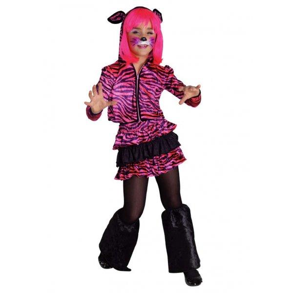 Αποκριάτικη Στολή Pink Kitty