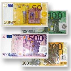 Αποκριάτικο Διακοσμητικό Χαρτοπετσέτες Ευρώ