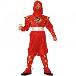 Αποκριάτικη Στολή Κόκκινος Power Ranger