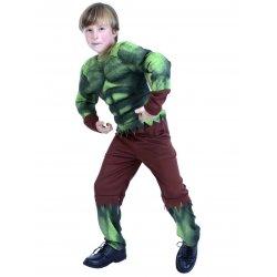 Αποκριάτικη Στολή Hulk Αγόρι