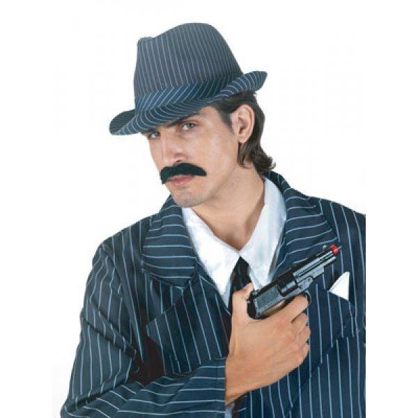 Αποκριάτικο Αξεσουάρ Καπέλο Υφασμάτινο Μαφίας