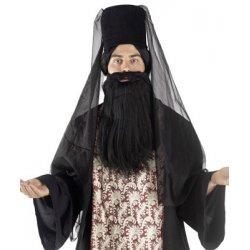 Αποκριάτικο Αξεσουάρ Καπέλο Παπά