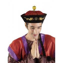 Αποκριάτικο Αξεσουάρ Καπέλο Κινέζου Παραδοσιακό