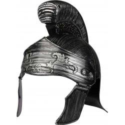 Αποκριάτικο Αξεσουάρ Περικεφαλαία Ρωμαίου, Γκρι