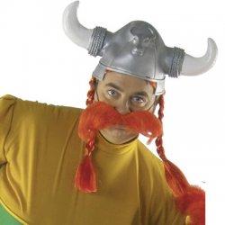 Αποκριάτικο Καπέλο Λάτεξ Οβελίξ με Μουστάκι