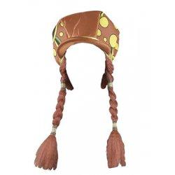 Αποκριάτικο Αξεσουάρ Καπέλο Κλόουν Τραγιάσκα