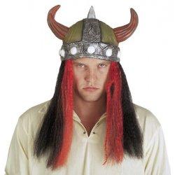 Αποκριάτικο Αξεσουάρ Καπέλο Latex Viking Valhala