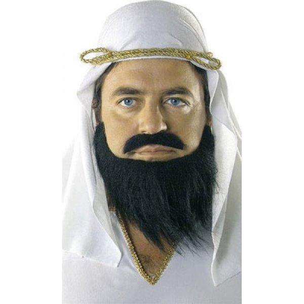 Αποκριάτικο Αξεσουάρ Καπέλο Άραβα, Υφασμάτινο