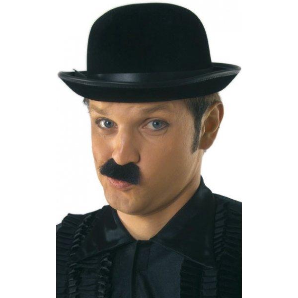 Αποκριάτικο Αξεσουάρ Καπέλο Σαρλώ Τσόχινο