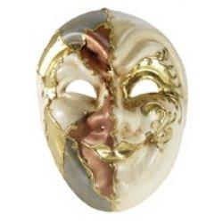 Αποκριάτικη Μάσκα Βεν Paper Mache Άνδρας 3