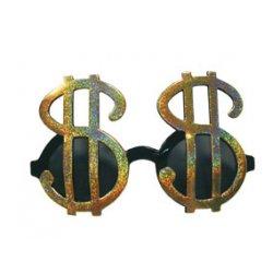 Αποκριάτικο Αξεσουάρ Γυαλιά Δολάρια