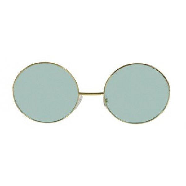 Αποκριάτικα Γυαλιά Χίπη Giant Πράσινα