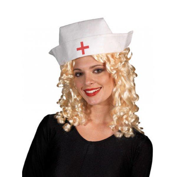 Αποκριάτικο Καπέλο Νοσοκόμας