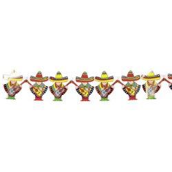 Αποκριάτικο Αξεσουάρ Γιρλάντα Μεξικάνοι