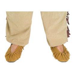 Αποκριάτικο Αξεσουάρ Παπούτσια Ινδιάνου