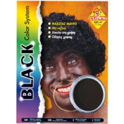 Αποκριάτικο Μακιγιάζ- Μαύρο