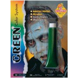 Αποκριάτικο Μακιγιάζ Πράσινο