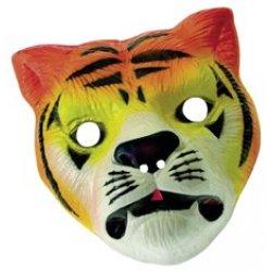 Αποκριάτικη Μάσκα Ζωάκι Τίγρης
