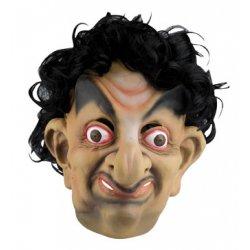 Αποκριάτικη Μάσκα Latex Mr Bean