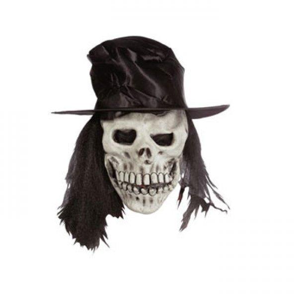 Αποκριάτικη Μάσκα Latex Χάρου