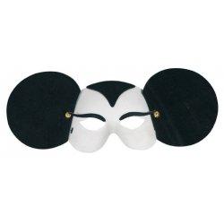 Αποκριάτικο Αξεσουάρ Μάσκα Ματιών Υφασμάτινη Μίκυ