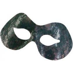 Αποκριάτικη Μάσκα Ματιών Κουκουβάγια Δαντέλα