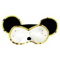 Αποκριάτικη Μάσκα Ματιών Ποντικός