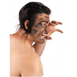 Αποκριάτικο Αξεσουάρ Τρίχες για Αυτιά Λυκανθρώπου