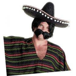 Αποκριάτικο Αξεσουάρ Μουστάκι Μεξικάνου Γίγας