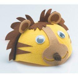 Αποκριάτικο Αξεσουάρ Παιδικό Καπέλο Λιονταράκι