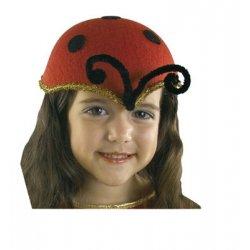 Αποκριάτικο Αξεσουάρ Παιδικό Καπέλο Πασχαλίτσας