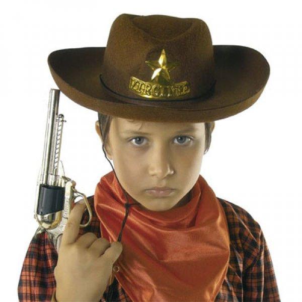 Αποκριάτικο Παιδικό Καπέλο Καου Μποι Τσόχινο