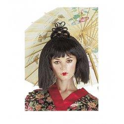 Αποκριάτικη Περούκα Γιαπωνέζας