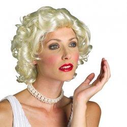 Αποκριάτικη Περούκα Marilyn