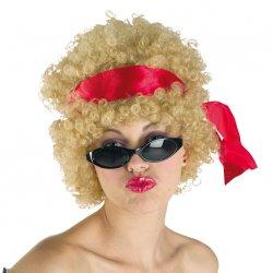 Αποκριάτικη Περούκα Betty Ξανθιά