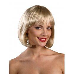 Αποκριάτικη Περούκα Ξανθιά 2