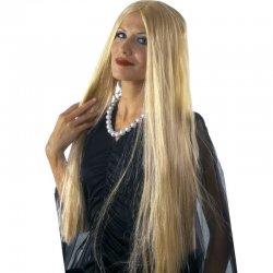 Αποκριάτικη Περούκα Ξανθιά Μακριά