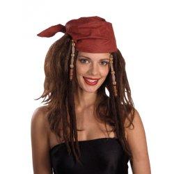 Αποκριάτικη Περούκα Καραϊβικής Γυναικεία