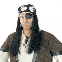 Αποκριάτικες περούκες Πειρατών