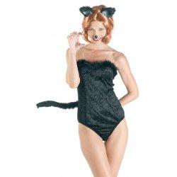 Αποκριάτικο Αξεσουάρ Γάτας, Αυτιά, Ουρά