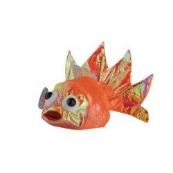 Αποκριάτικο Αξεσουάρ Καπέλο Velvet Ψάρι