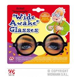 Αποκριάτικο Αξεσουάρ Γυαλιά Αστεία, με Μάτια