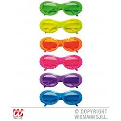 Αποκριάτικο Αξεσουάρ Γυαλιά Μόδας Neon