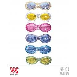 Αποκριάτικο Αξεσουάρ Γυαλιά Glitter