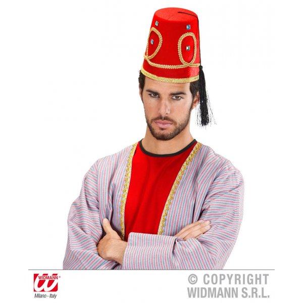 Αποκριάτικο Αξεσουάρ Καπέλο Τούρκου