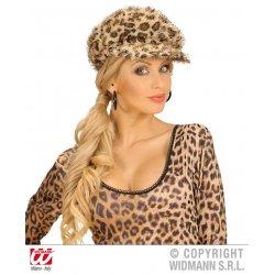 Αποκριάτικο Καπέλο Leopard