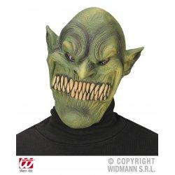 Αποκριάτικη Μάσκα Latex Alien