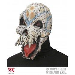 Αποκριάτικη Μάσκα Latex Reptile Skull