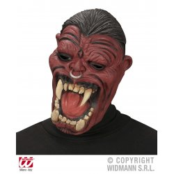 Αποκριάτικη Μάσκα Latex Hell Raiser