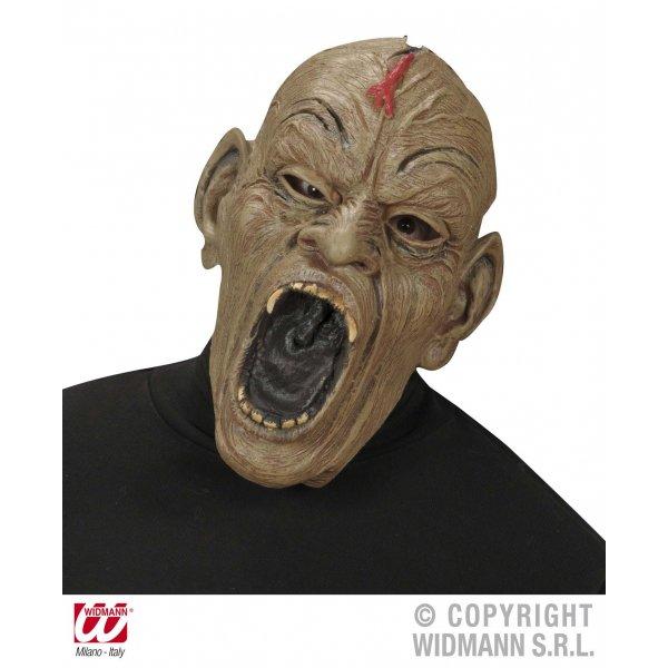 Αποκριάτικη Μάσκα Latex Ζόμπι